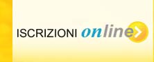 Iscrizioni online